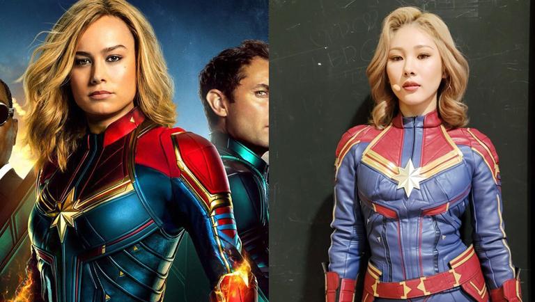 Avengers : il transforme son plâtre en gant de Thanos